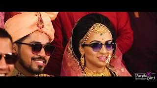 Sajib Weds Moni l ©Purple Bird l Wedding Cinematography