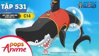 One Piece Tập 531 - Long Cung Thành! Theo Chân Chú Cá Mập Hôm Ấy Chúng Ta Đã Cứu - Đảo Hải Tặc