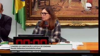 Constituição e Justiça - Discussão e Votação de Propostas - 22/04/2021 09:00