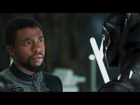 Download 'Black Panther' Official Trailer HD Video