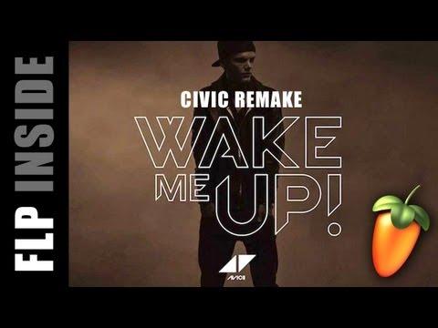 Avicii - Wake Me Up - FL Studio Remake [FLP]