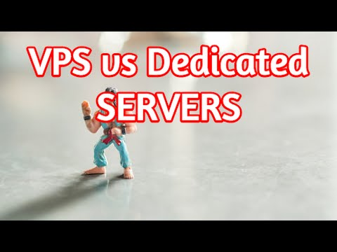 VPS (Virtual Private Server) vs Dedicated Servers – Setup, Tutorial, Review