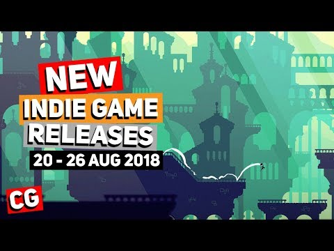 13 Upcoming Indie Game New Releases Of The Week: 20th - 26th August 2018