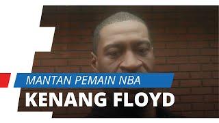 Kematian George Floyd Sebabkan Aksi Protes di AS, Mantan Pemain NBA Ini Kenang Sosok Temannya Itu