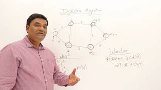 3.6 Dijkstra Algorithm - Single Source Shortest Path - Greedy Method
