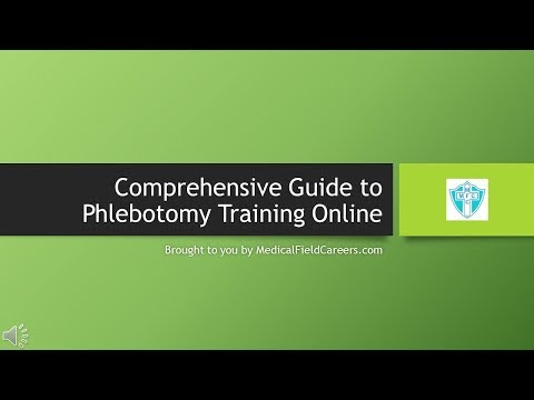 Comprehensive Guide to Phlebotomy Training Online