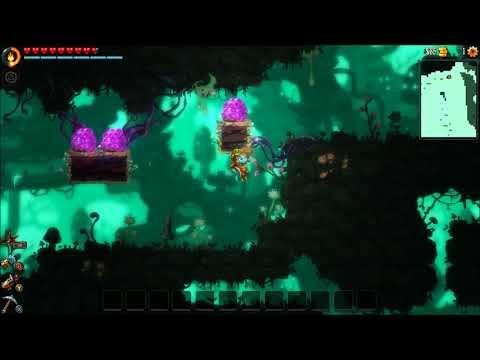Challenge cave tip :: SteamWorld Dig 2 General Discussions
