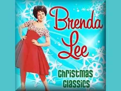 Rockin Around The Christmas Tree Lyrics Brenda Lee