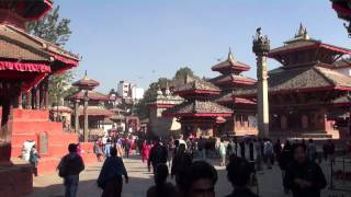 preview picture of video 'NEPAL KATHMANDU DURBAR SQUARE'