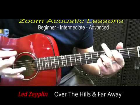 Learn how to play your favorite songs on an acoustic guitar!