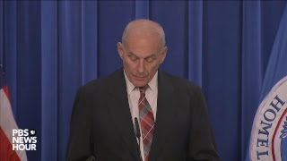 WATCH LIVE: Homeland Security Secretary announces the opening of immigrant crime office