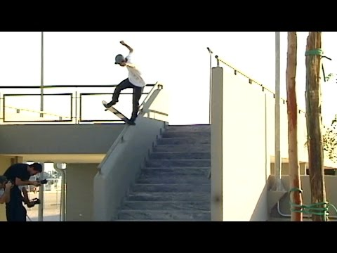 Video Vortex: Leo Romero   TransWorld SKATEboarding