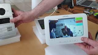 2 Draht BUS IP (2-Fam) Monitore über WLAN verbinden + weiteren Einstellungen