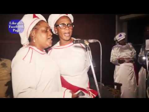 The making of Seraph Voices ( Ayo ni o, Surulere choir) new music album