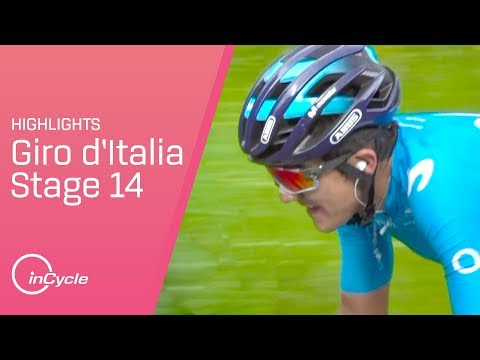 Giro d'Italia 2019 | Stage 14 Highlights | inCycle