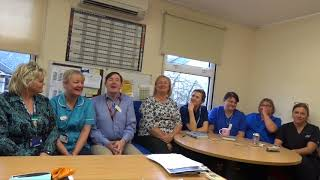 NHFT Quality Awards: Shortlisted Team of the Year 2017   Podiatric Surgery Team