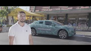 Jaguar I-PACE Concept | I test in California  - Video Prototipi e Concept