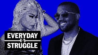 Everyday Struggle - Nicki Minaj Calls Cardi B a 'Disgusting Pig,' Kanye Links With Lil Pump & 69