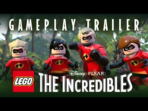 LEGO The Incredibles | Official Parr Family Gameplay Trailer thumbnail