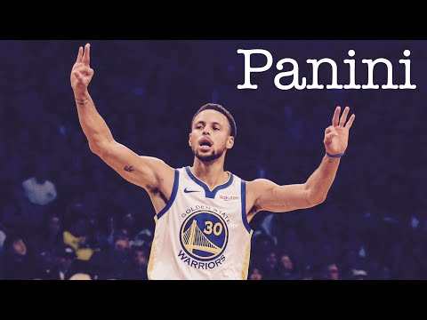 "Steph Curry Mix - ""Panini"" 2019"