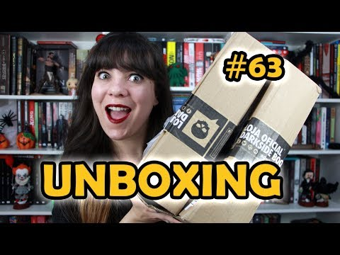 Unboxing DarkSide Books #63