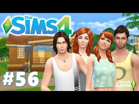 The Sims 4 Семейка Митчелл / #56 По стопам отца