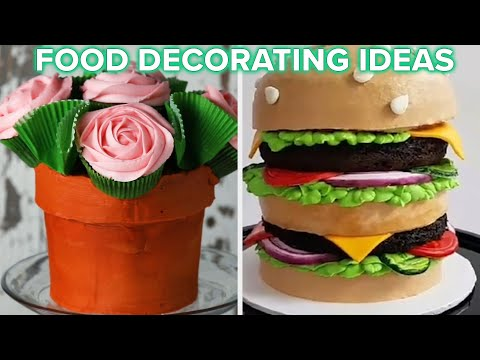 These Pinterest Like Food Decorating Ideas Will Blow You Away • Tasty Recipes