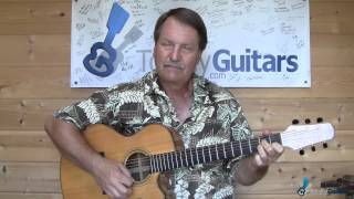 Words (Between The Lines Of Age) - Neil Young - Guitar Lesson