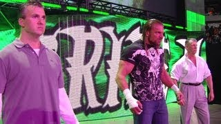 Triple H and the McMahons attack Legacy: Raw, March 30, 2009 | Kholo.pk