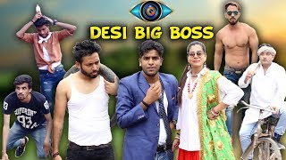 DESI BIG BOSS || BakLol Video