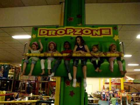 Dropzone attractie in DippieDoe Cuijk