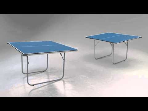 Butterfly Starter Table Tennis Table - Video Presentation