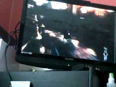 lets play devil may cry 4 part 3 - mission 2 - do a barrel roll.3GP