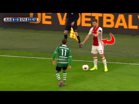 Momen Paling Tidak Suka Olahraga dalam Sepak Bola