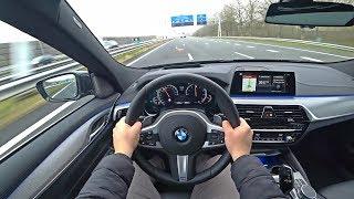 BMW 6 Series GT 2018 POV Test Drive - Alaatin61