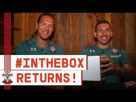 #InTheBox: Jannik Vestergaard and Pierre-Emile Højbjerg