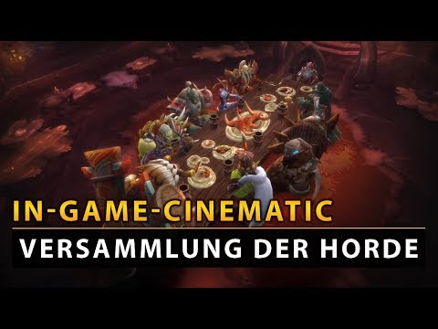 WoW Legion Cinematic - Versammlung der Horde [EN] | Vanion.eu