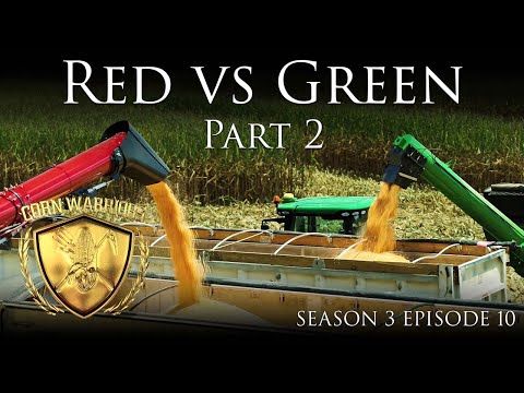Corn Warriors - Season 3 | Episode 10 - Red Vs Green