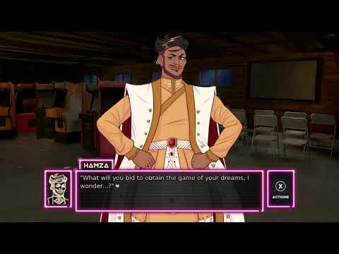 Видео № 0 из игры Arcade Spirits [NSwitch]