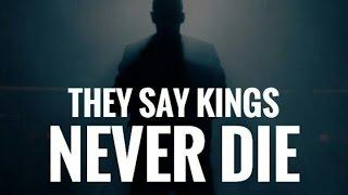 """에미넴 사실상 제일 쩌는곡 """"Kings Never Die"""""""