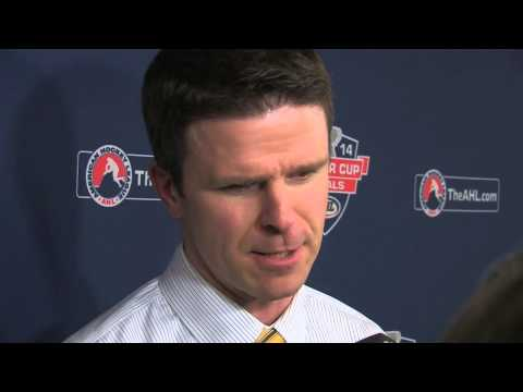 Keith McCambridge - Post-game quotes (Game 5)