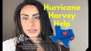 Help After Hurricane Harvey