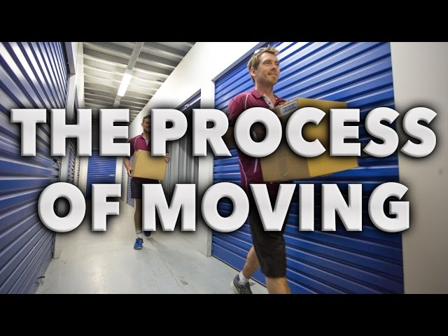 Moving? Watch this to understand the process
