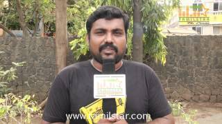 Kaali at  Mundasupatti Movie Press Meet