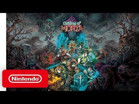 Children of Morta - Launch Trailer - Nintendo Switch