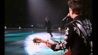 2006 Fashion on Ice Plushy  I Want You to Want Me with Chris Isaak