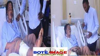 Eyindi Grave Maman EPELA Atangi KOMBO Ya COMEDIENS Oyo ABUAKELA Ye MBASU Attention Au Coeur Sensible