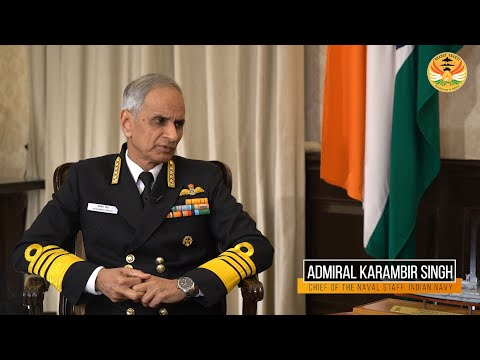 Navy Chief: We are building a combat ready, credible and cohesive Indian Navy