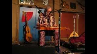David Lindley - The Indifference of Heaven (Warren Zevon) - Oklahoma City 2012
