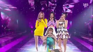 [180805] BLACKPINK   FOREVER YOUNG @ Inkigayo